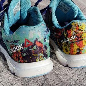 Womans Reebok Shoes